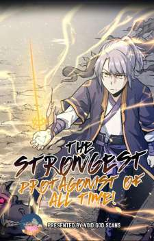 Baca Komik The Strongest Protagonist of All Time!